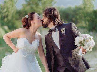 Le nozze di Stefano e Nadia