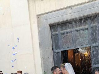 Le nozze di Chiara e Alessio 1