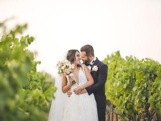 Le nozze di Carlotta e Gianmarco