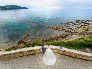 Le nozze di Mariacarmen e Nicola