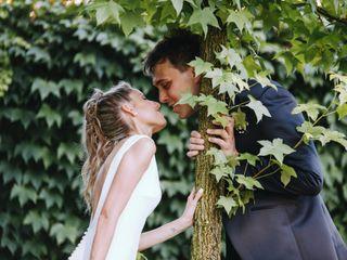 Le nozze di Angela e Alex