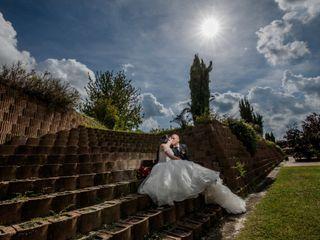 Le nozze di Emanuela e Tommy