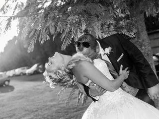 Le nozze di Angela e Graziano