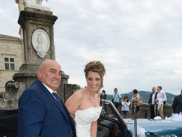 Il matrimonio di Luca e Lisa a San Marino, San Marino 11