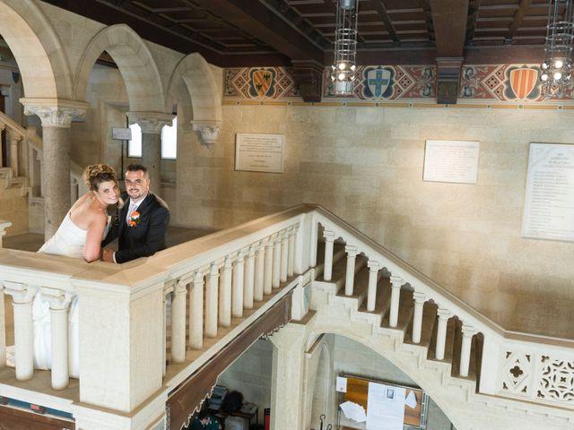 Il matrimonio di Luca e Lisa a San Marino, San Marino 16