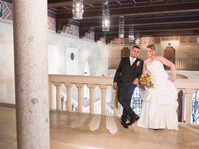 Il matrimonio di Luca e Lisa a San Marino, San Marino 17