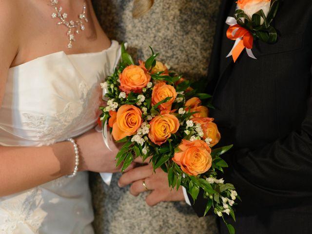 Il matrimonio di Luca e Lisa a San Marino, San Marino 18