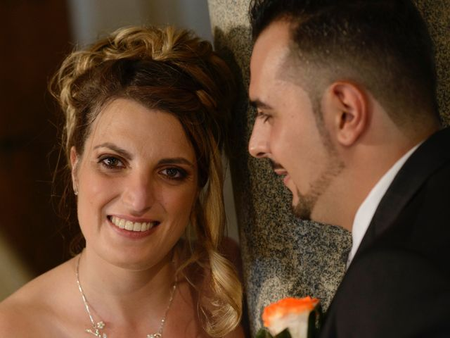 Il matrimonio di Luca e Lisa a San Marino, San Marino 19