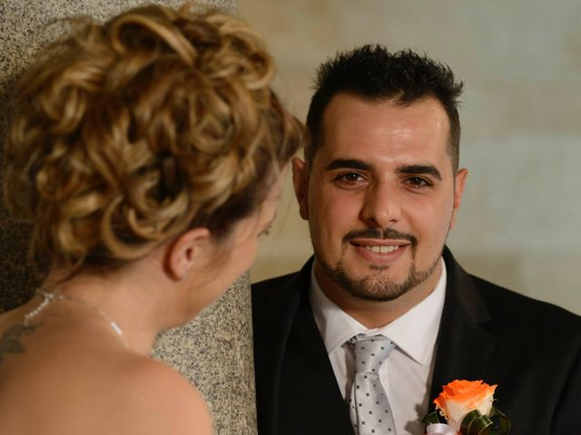 Il matrimonio di Luca e Lisa a San Marino, San Marino 20