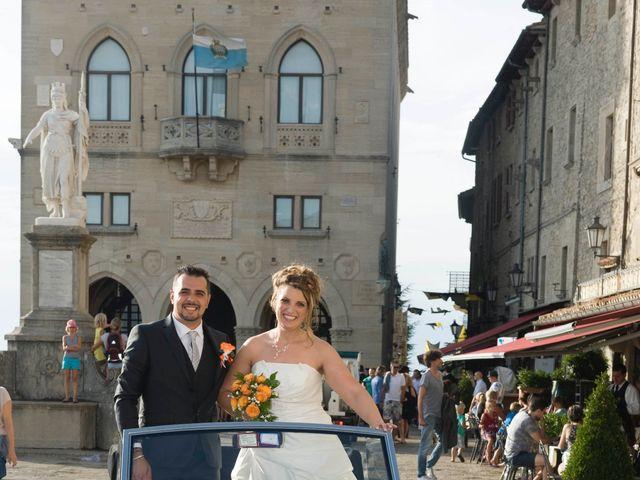Il matrimonio di Luca e Lisa a San Marino, San Marino 22