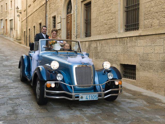 Il matrimonio di Luca e Lisa a San Marino, San Marino 23