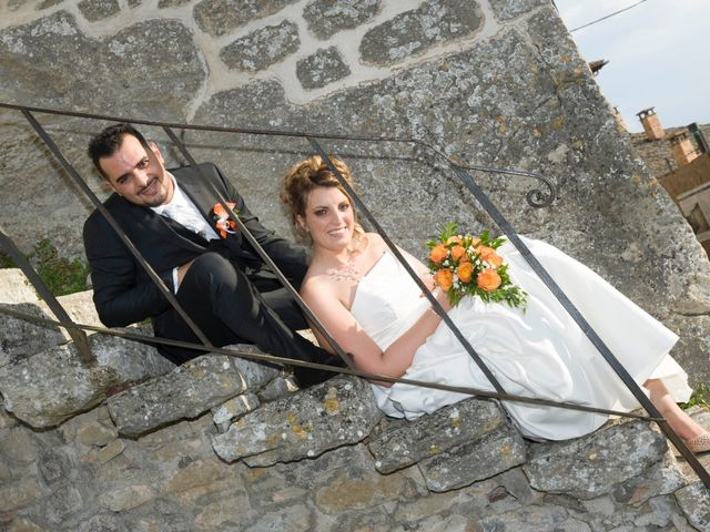 Il matrimonio di Luca e Lisa a San Marino, San Marino 24