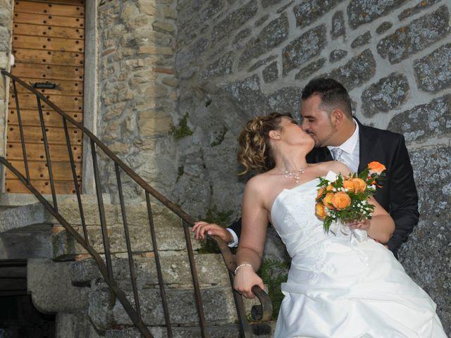 Il matrimonio di Luca e Lisa a San Marino, San Marino 25