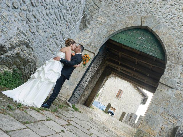 Il matrimonio di Luca e Lisa a San Marino, San Marino 26
