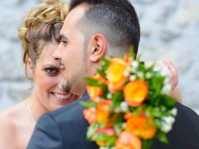 Il matrimonio di Luca e Lisa a San Marino, San Marino 27