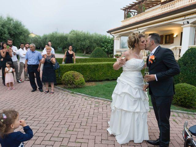 Il matrimonio di Luca e Lisa a San Marino, San Marino 29
