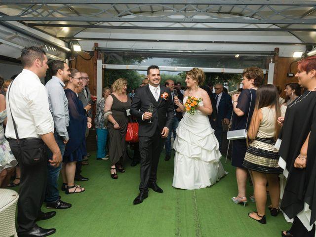 Il matrimonio di Luca e Lisa a San Marino, San Marino 30