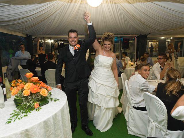 Il matrimonio di Luca e Lisa a San Marino, San Marino 32