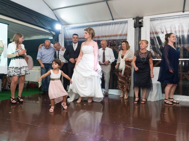 Il matrimonio di Luca e Lisa a San Marino, San Marino 39