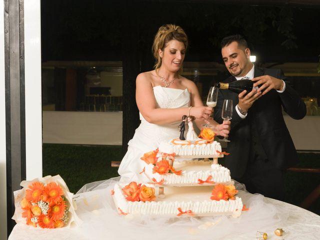 Il matrimonio di Luca e Lisa a San Marino, San Marino 41