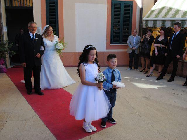 Il matrimonio di Vittoria e Liborio a Piazza Armerina, Enna 7