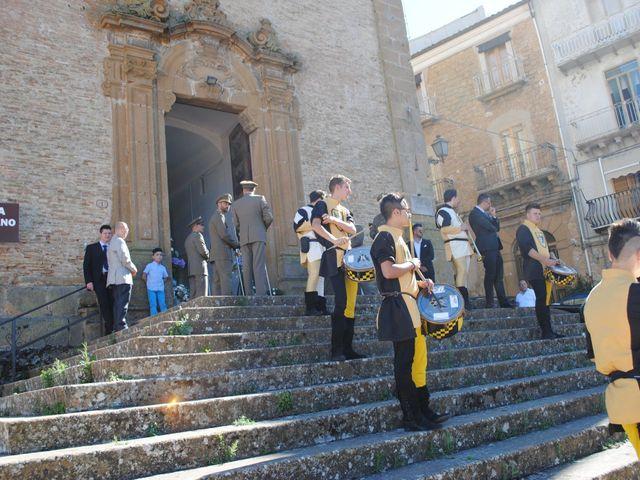 Il matrimonio di Vittoria e Liborio a Piazza Armerina, Enna 13
