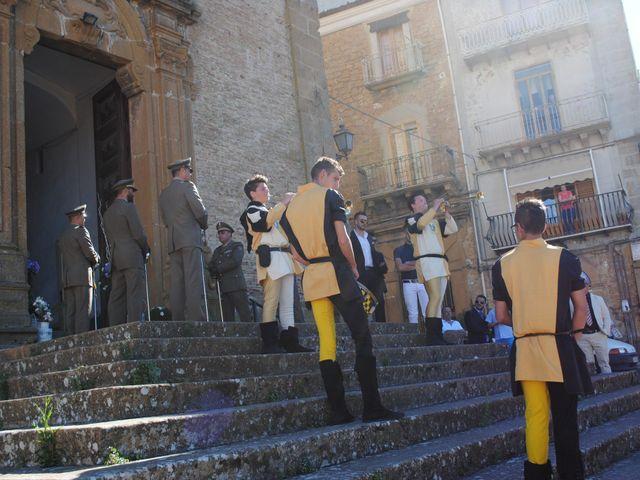 Il matrimonio di Vittoria e Liborio a Piazza Armerina, Enna 15