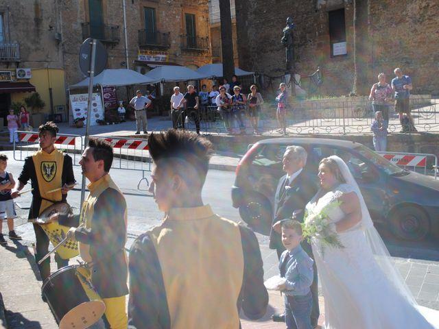 Il matrimonio di Vittoria e Liborio a Piazza Armerina, Enna 17