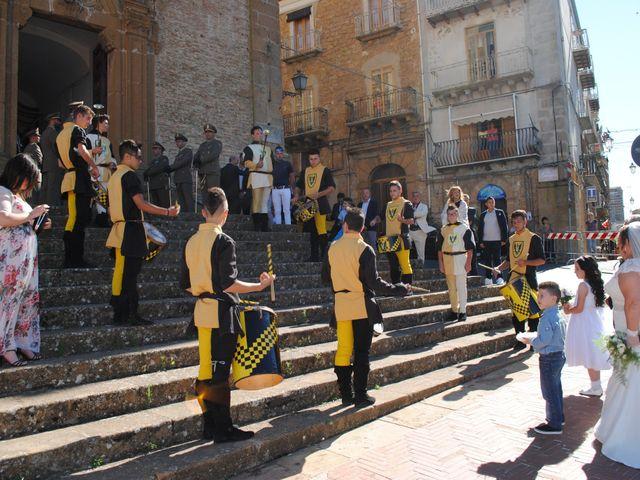Il matrimonio di Vittoria e Liborio a Piazza Armerina, Enna 19