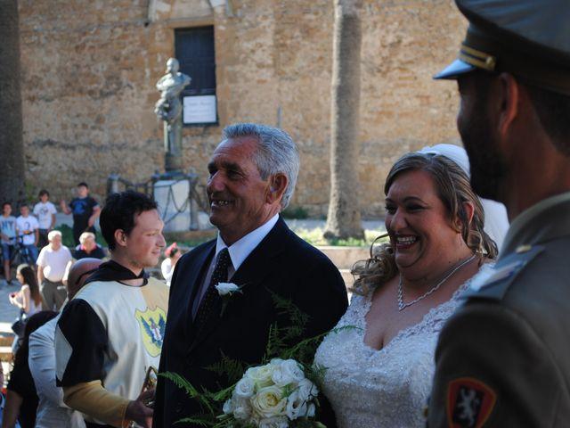 Il matrimonio di Vittoria e Liborio a Piazza Armerina, Enna 22