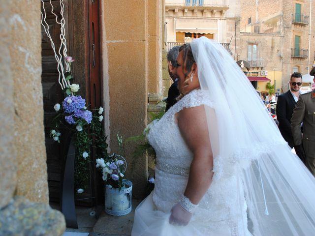 Il matrimonio di Vittoria e Liborio a Piazza Armerina, Enna 23