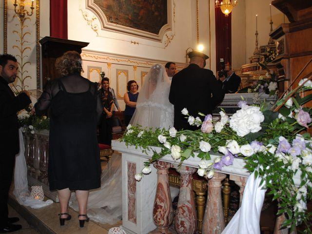 Il matrimonio di Vittoria e Liborio a Piazza Armerina, Enna 24