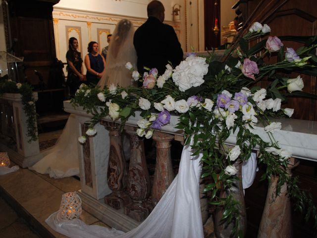 Il matrimonio di Vittoria e Liborio a Piazza Armerina, Enna 27