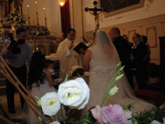 Il matrimonio di Vittoria e Liborio a Piazza Armerina, Enna 34