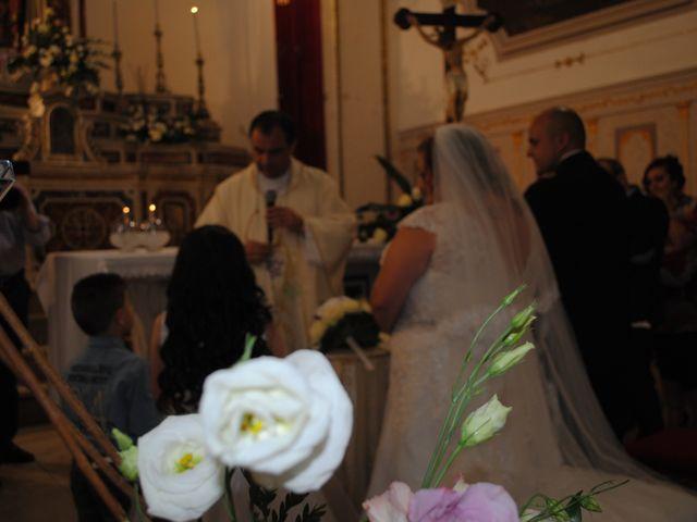 Il matrimonio di Vittoria e Liborio a Piazza Armerina, Enna 35