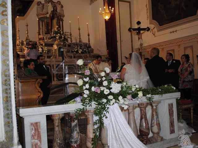 Il matrimonio di Vittoria e Liborio a Piazza Armerina, Enna 36