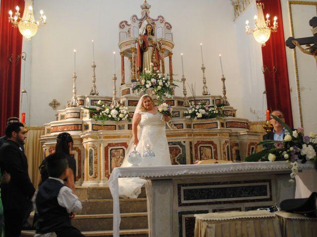 Il matrimonio di Vittoria e Liborio a Piazza Armerina, Enna 41