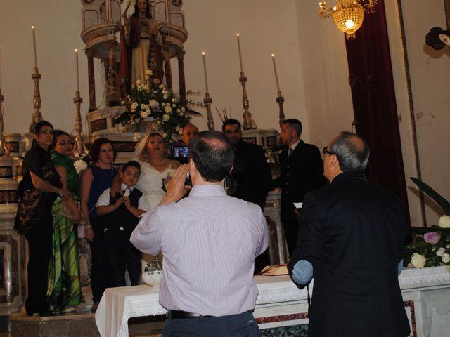 Il matrimonio di Vittoria e Liborio a Piazza Armerina, Enna 43