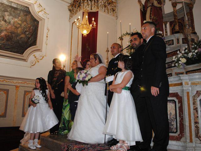 Il matrimonio di Vittoria e Liborio a Piazza Armerina, Enna 45