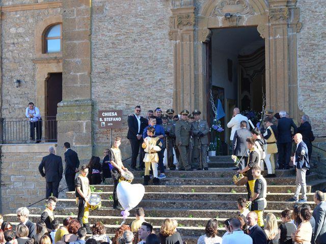 Il matrimonio di Vittoria e Liborio a Piazza Armerina, Enna 54