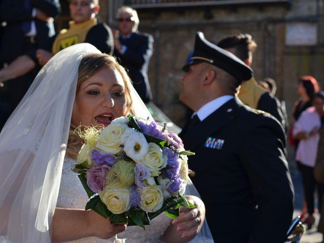 Il matrimonio di Vittoria e Liborio a Piazza Armerina, Enna 55