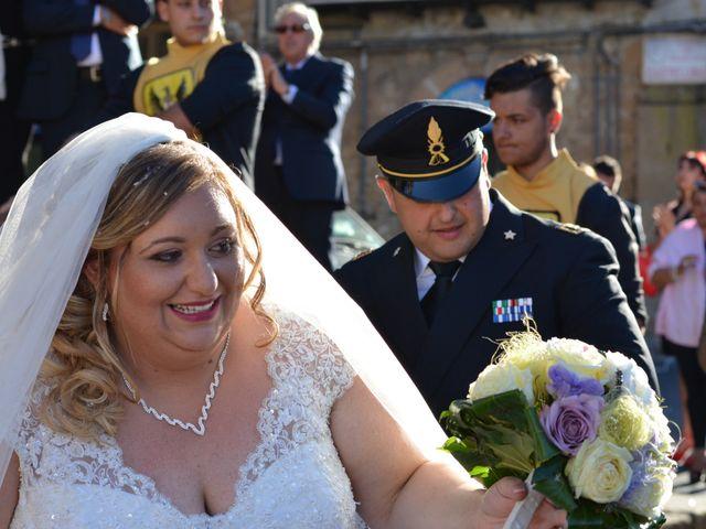 Il matrimonio di Vittoria e Liborio a Piazza Armerina, Enna 56