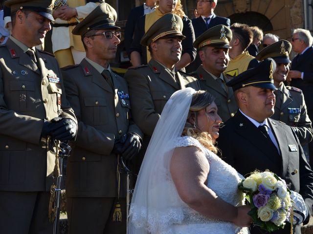 Il matrimonio di Vittoria e Liborio a Piazza Armerina, Enna 58