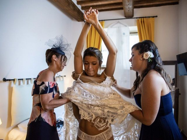 Il matrimonio di Paul e Chiara a Chiusdino, Siena 7