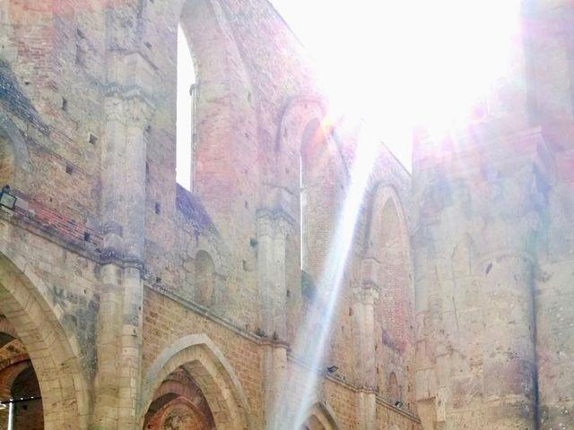 Il matrimonio di Paul e Chiara a Chiusdino, Siena 15