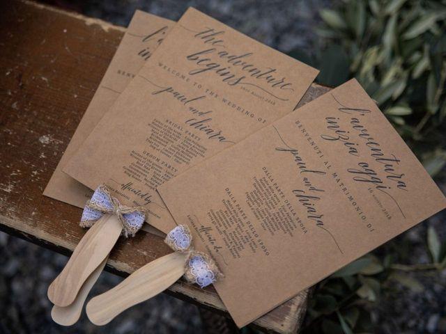 Il matrimonio di Paul e Chiara a Chiusdino, Siena 22