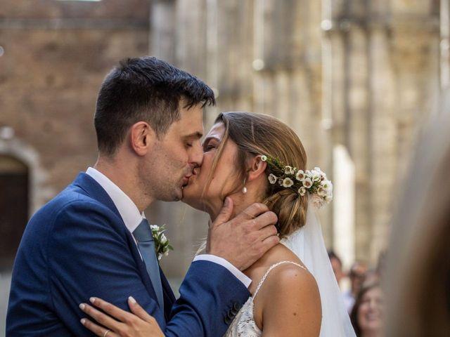 Il matrimonio di Paul e Chiara a Chiusdino, Siena 27