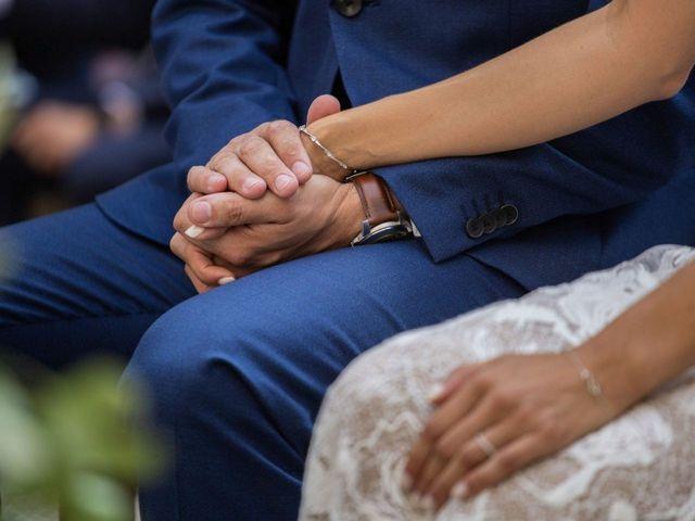 Il matrimonio di Paul e Chiara a Chiusdino, Siena 30