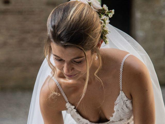 Il matrimonio di Paul e Chiara a Chiusdino, Siena 32