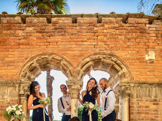 Il matrimonio di Paul e Chiara a Chiusdino, Siena 42